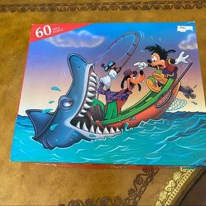 Mickey's Stuff 60 piece puzzle